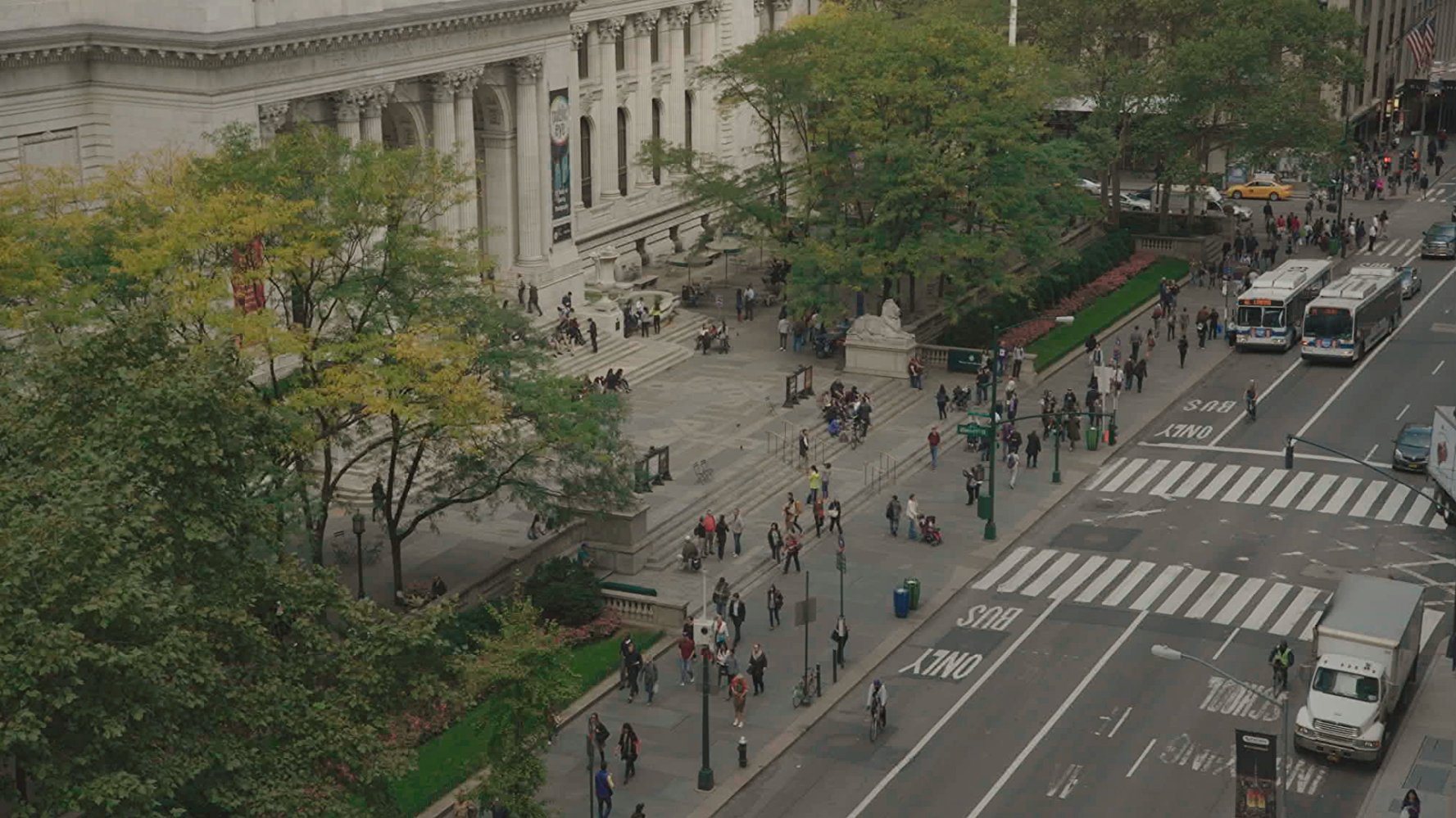 The New York Public Library - Frederick Wiseman