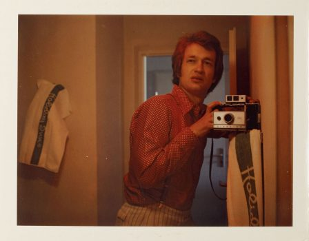 Polaroid Stories Wim Wenders