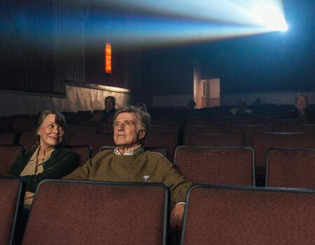 Il vecchio uomo e il cinema