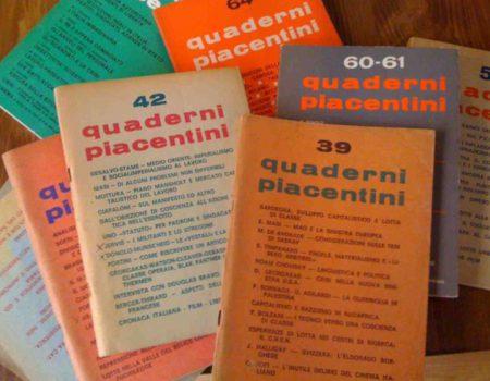 Quaderni Piacentini Muraca