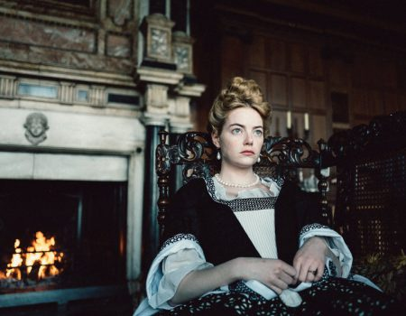 the favourite Lanthimos