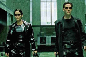 The Matrix di Wachowski