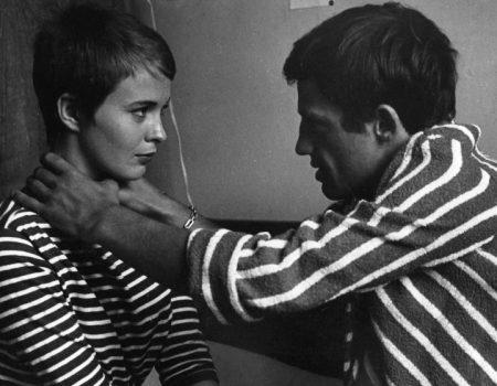 """""""Fino all'ultimo respiro"""" di Jean-Luc Godard"""
